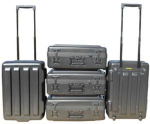 XHDT3023-16 ATA Wheeled Case