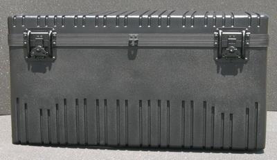 RR3725-18TWF Wheeled Case w/Foam