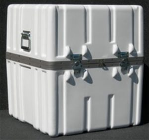 SC2424-27T  Shipping Case w/ Removable Lid