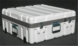 SW2424-10 Case with Wheels
