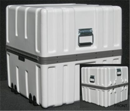 SW2424-24 Case with Wheels