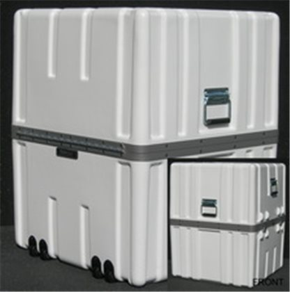SW2424-30 Case with Wheels