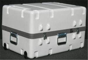 SW3518-15 Case with Wheels