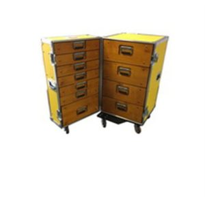 Work Drawers Wood Front