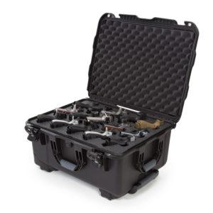 950, 15-UP Nanuk Gun Case, ID: 20.5″ L x 15.3″ W x 10.1″ D