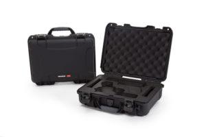 910 Glock®2UP Pistol Case, ID:13.2″ L x 9.2″ W x 4.1″ D