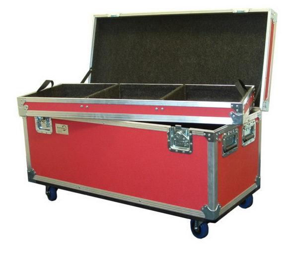 Heavy-Duty Custom Trunk Case w Tray